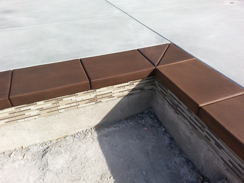 jdc concrete gallery - pool coping